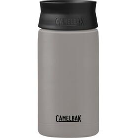 CamelBak Hot Cap Vakuum Isolierte Edelstahlflasche 400ml stone